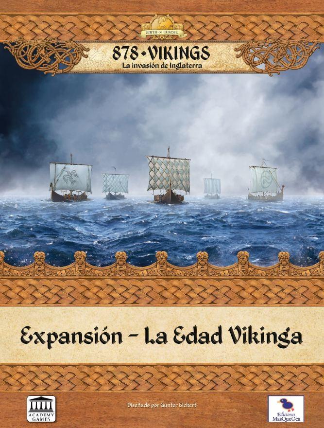 878 Vikings La Invasion De Inglaterra La Edad Vikinga Juego De