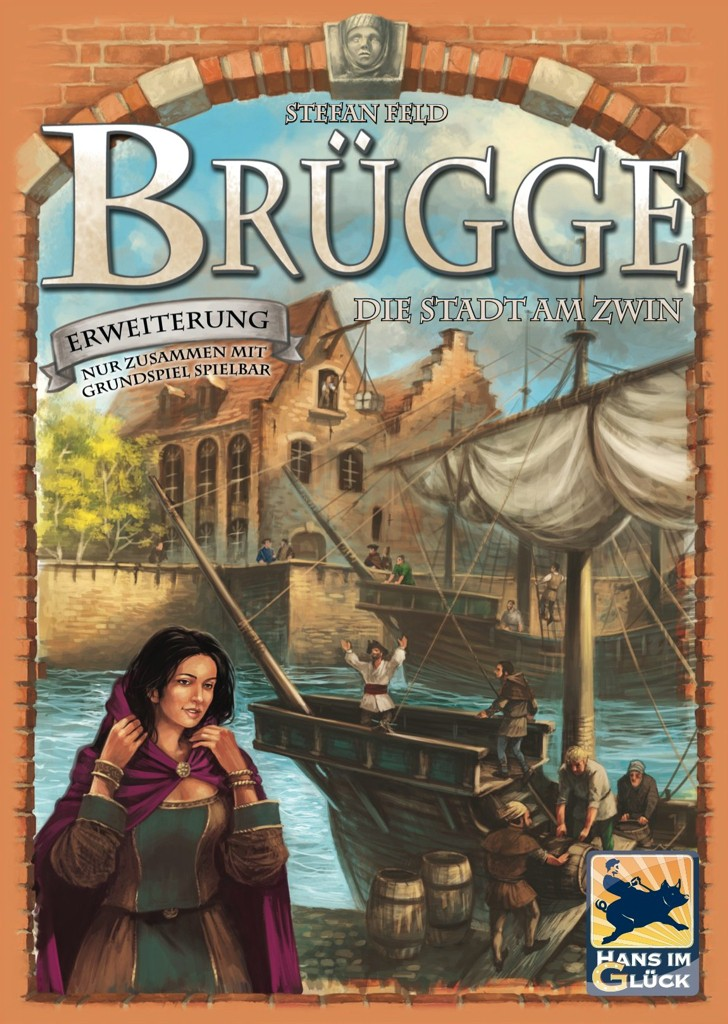 Imagen de juego de mesa: «Bruges: The City on the Zwin»