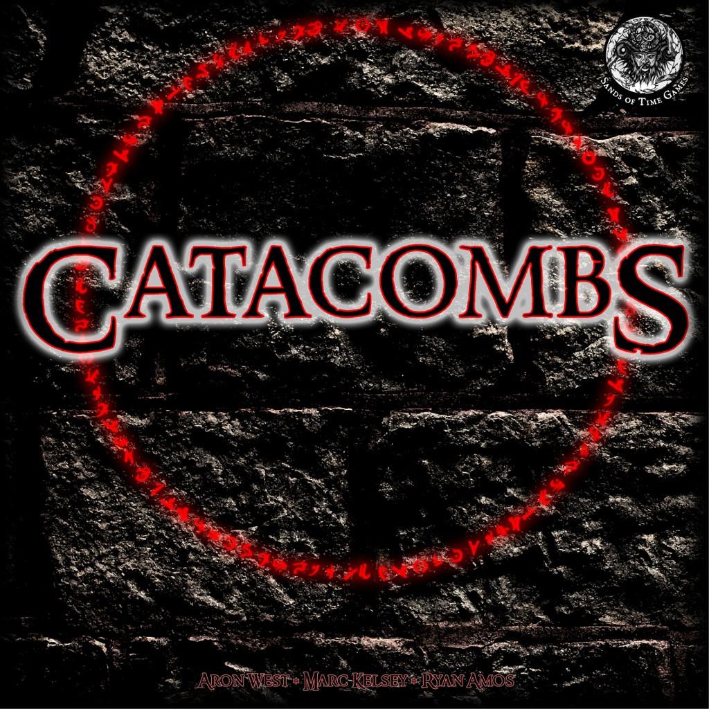 catacombs juego de mesa