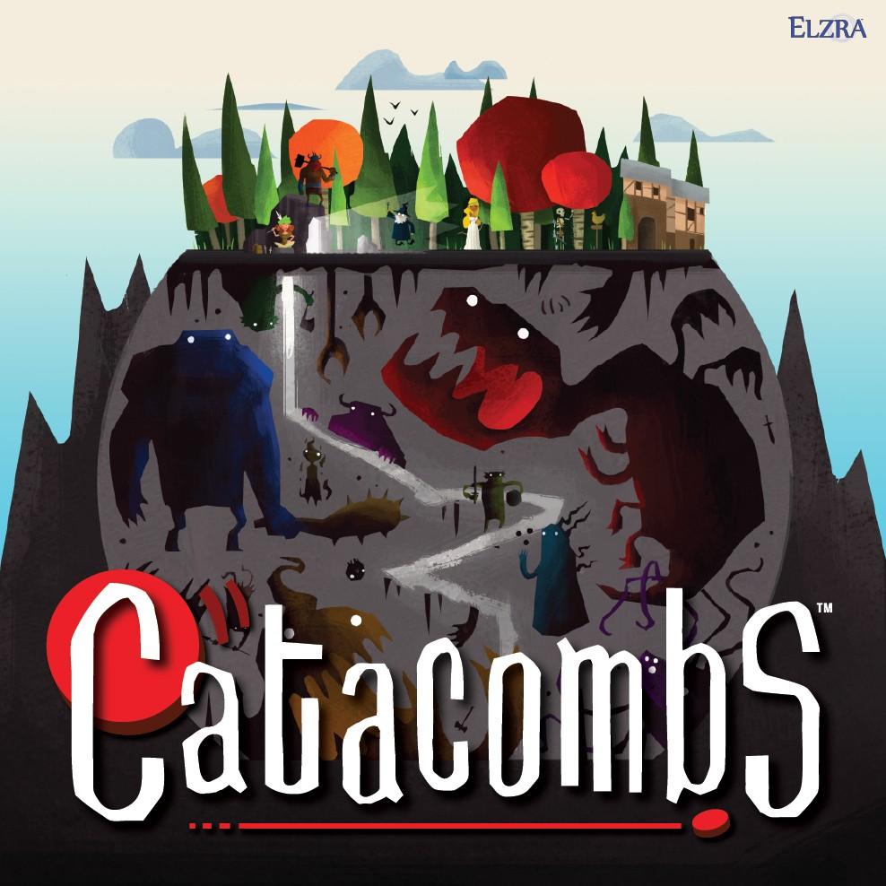 catacombs 3 edici n juego de mesa