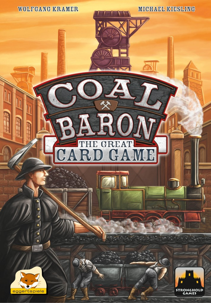 Imagen de juego de mesa: «Coal Baron: The Great Card Game»