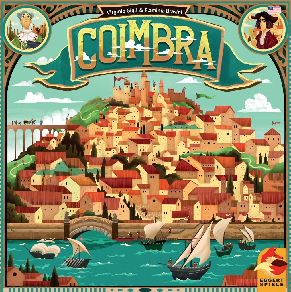 Coimbra Juego De Mesa Ludonauta Es