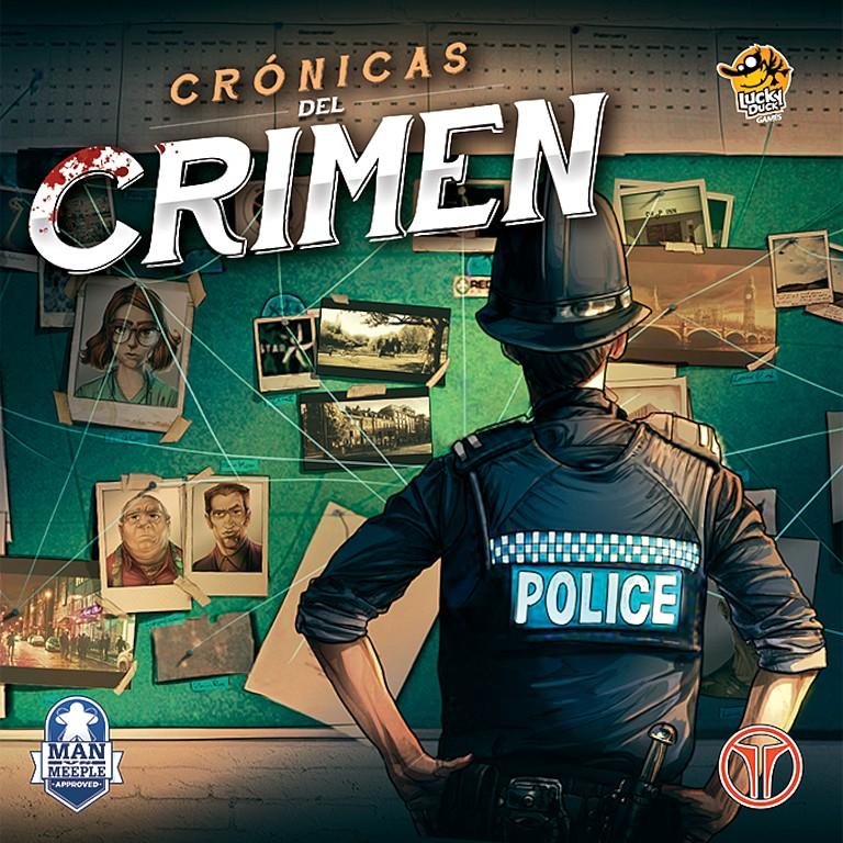 Resultado de imagen de Crónicas del Crimen