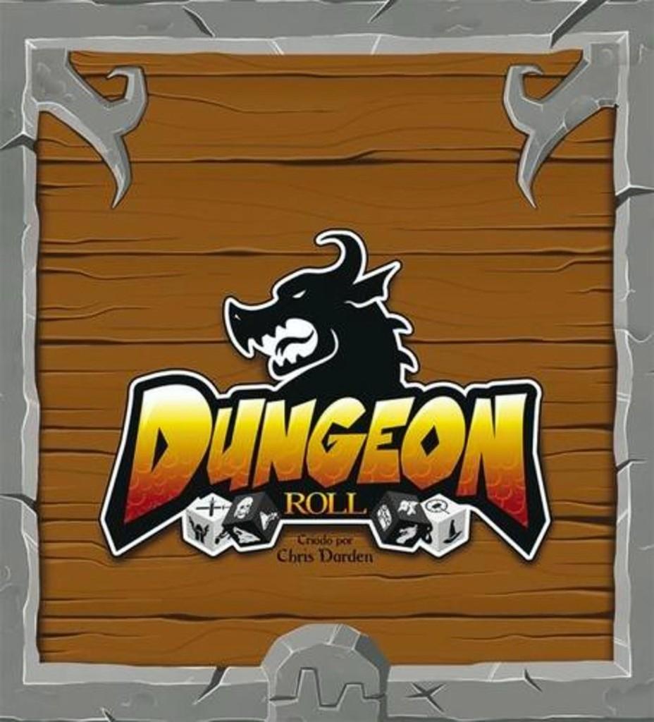 Dungeon Roll Juego De Mesa Ludonauta Es