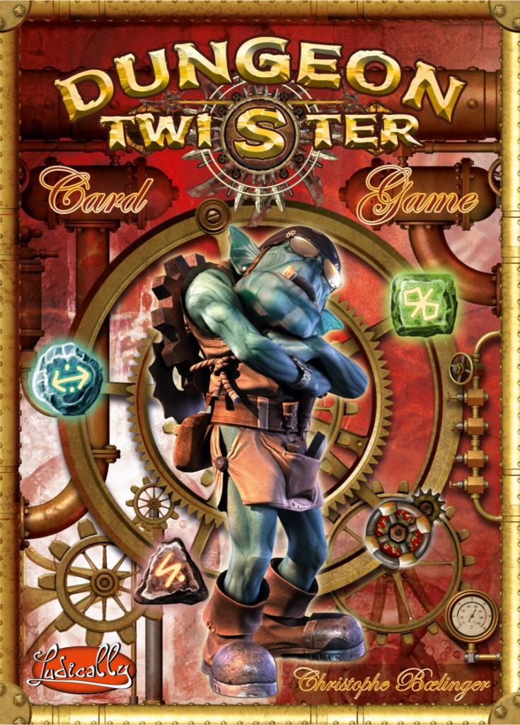 Dungeon Twister The Card Game Juego De Mesa Ludonauta Es