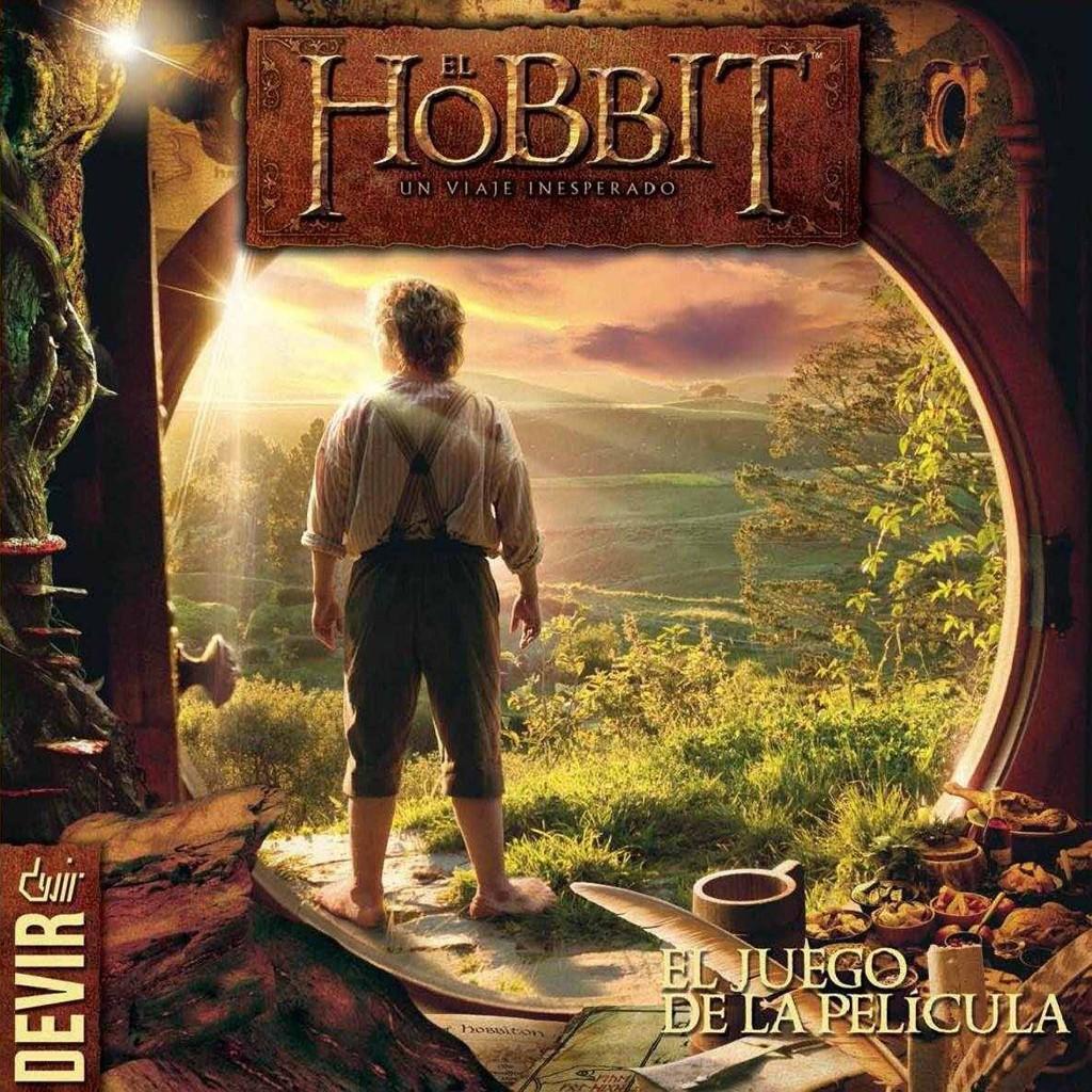 El Hobbit Un Viaje Inesperado El Juego De La Pelicula Juego De