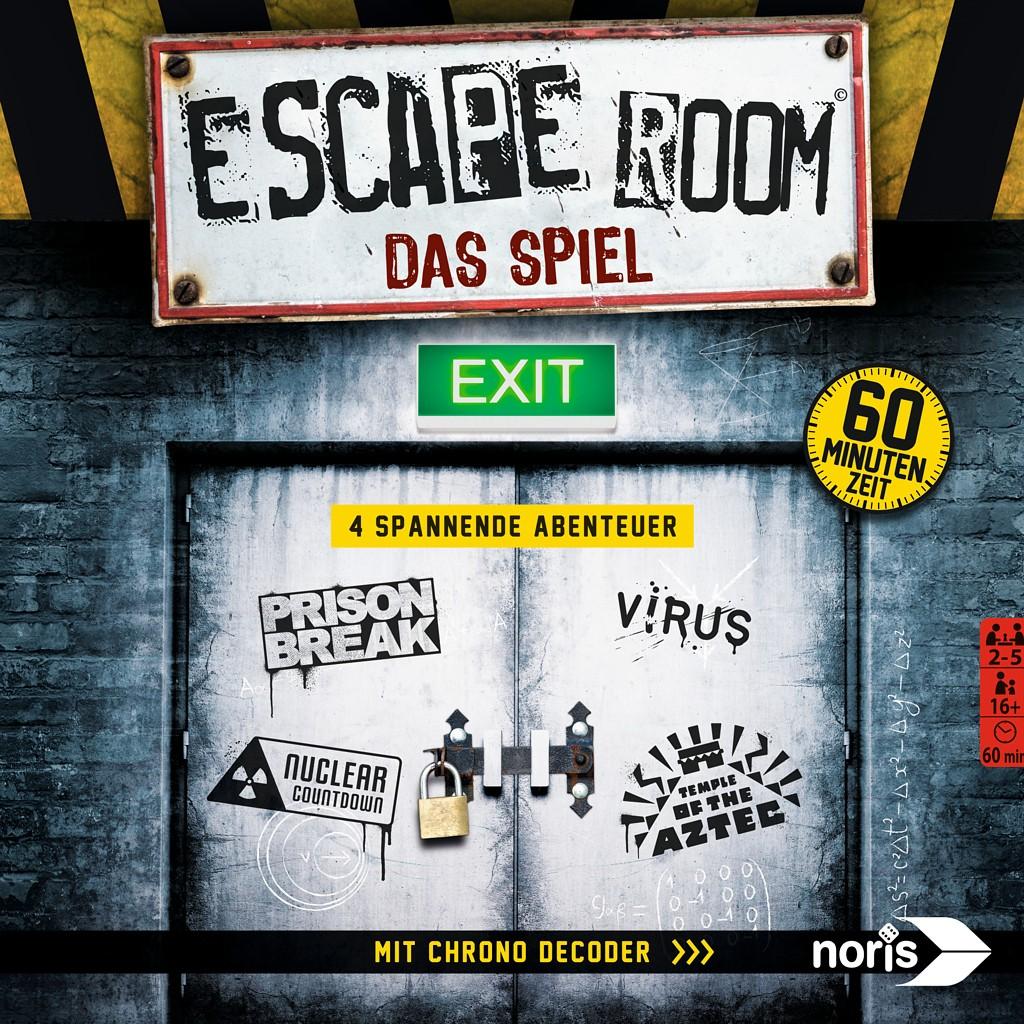 Tutorial Escape The Room Juego De Mesa