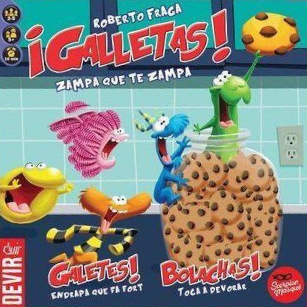Resultado de imagen de galletas juego de mesa