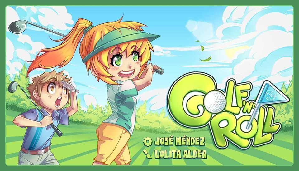 Golf N Roll Juego De Mesa Ludonauta Es