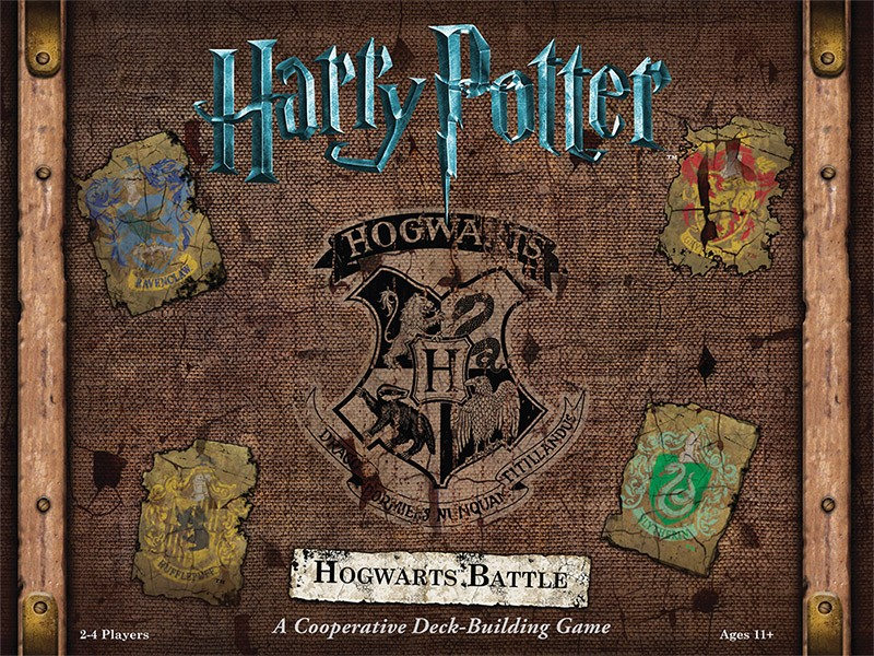 Harry Potter Hogwarts Battle Juego De Mesa Ludonauta Es