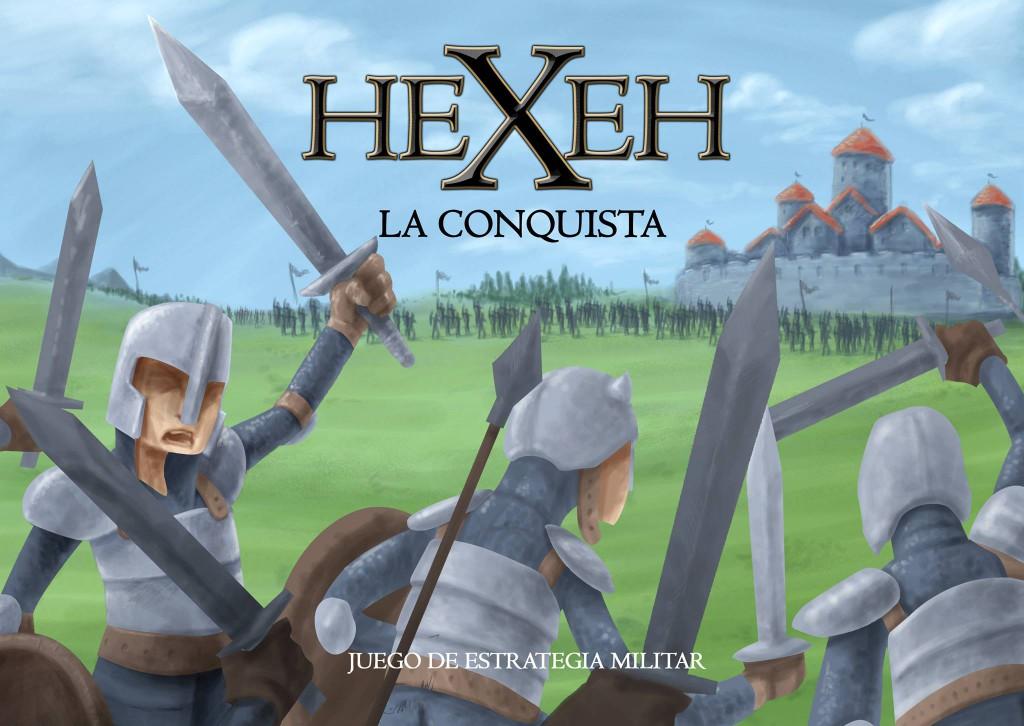 Hexeh La Conquista Juego De Mesa Ludonauta Es
