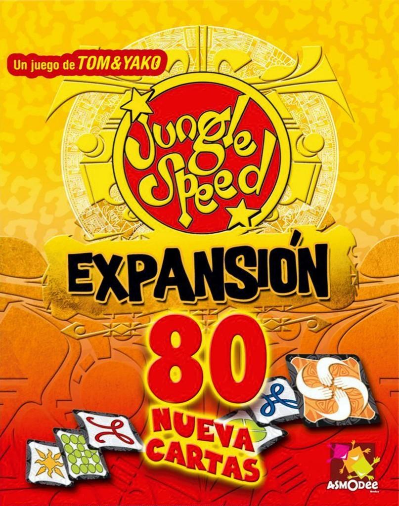 Jungle Speed La Expansion Juego De Mesa Ludonauta Es