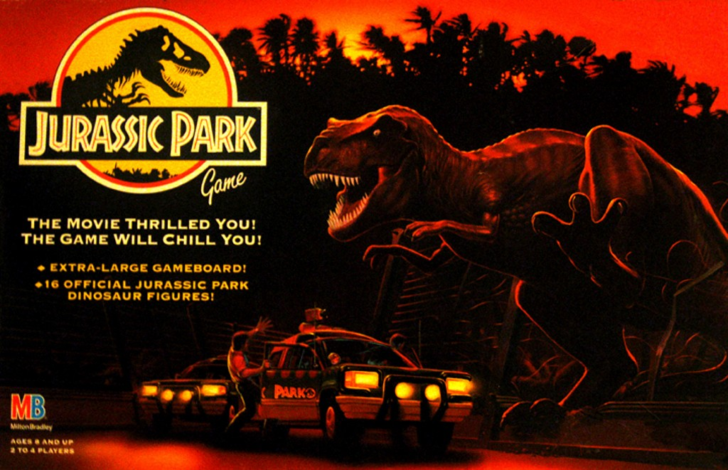 Jurassic Park Game Juego De Mesa Ludonauta Es