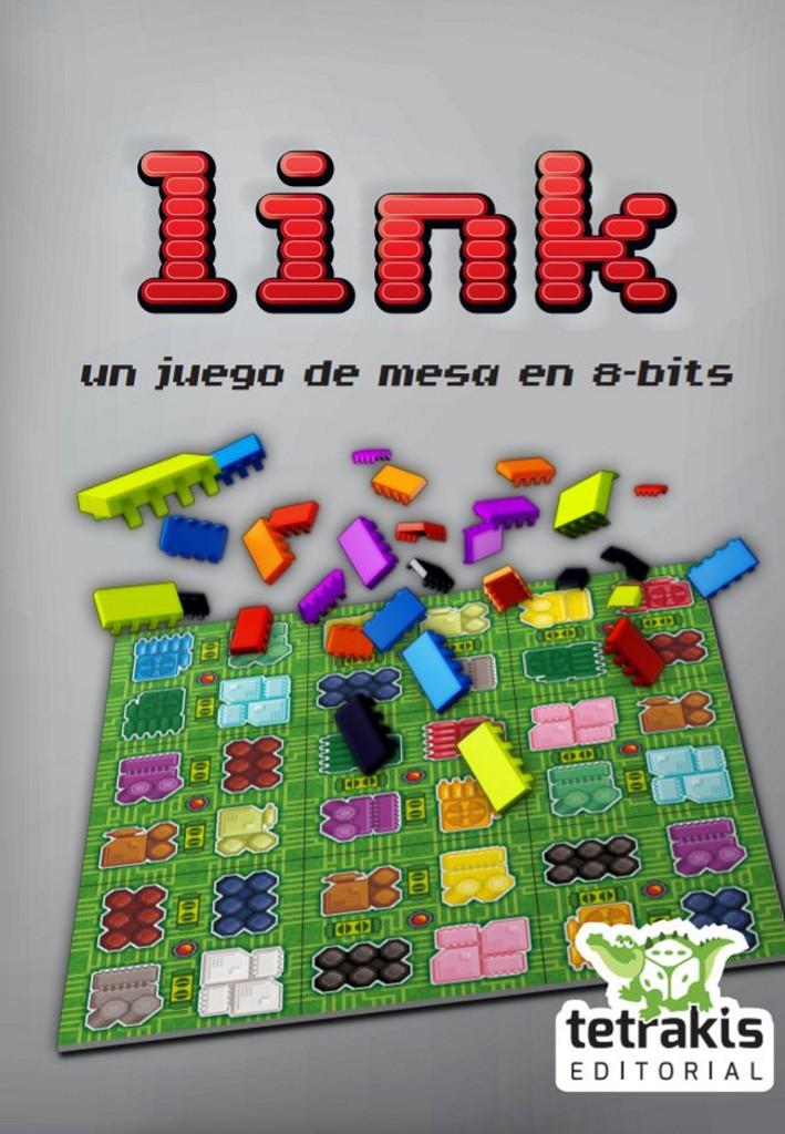 Link Un Juego De Mesa En 8 Bits Juego De Mesa Ludonauta Es