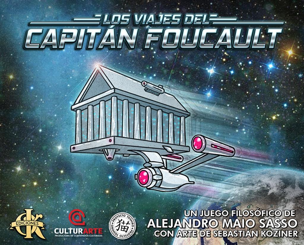 Los Viajes Del Capitan Foucault Juego De Mesa Ludonauta Es