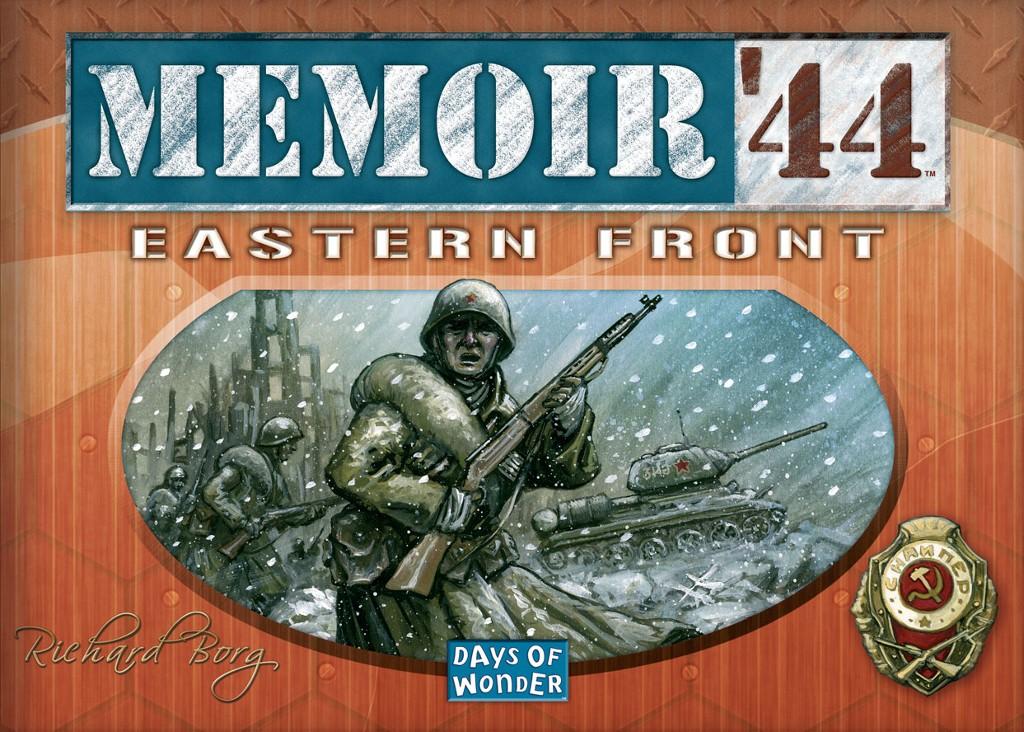 Memoir 44 Frente Oriental Juego De Mesa Ludonauta Es