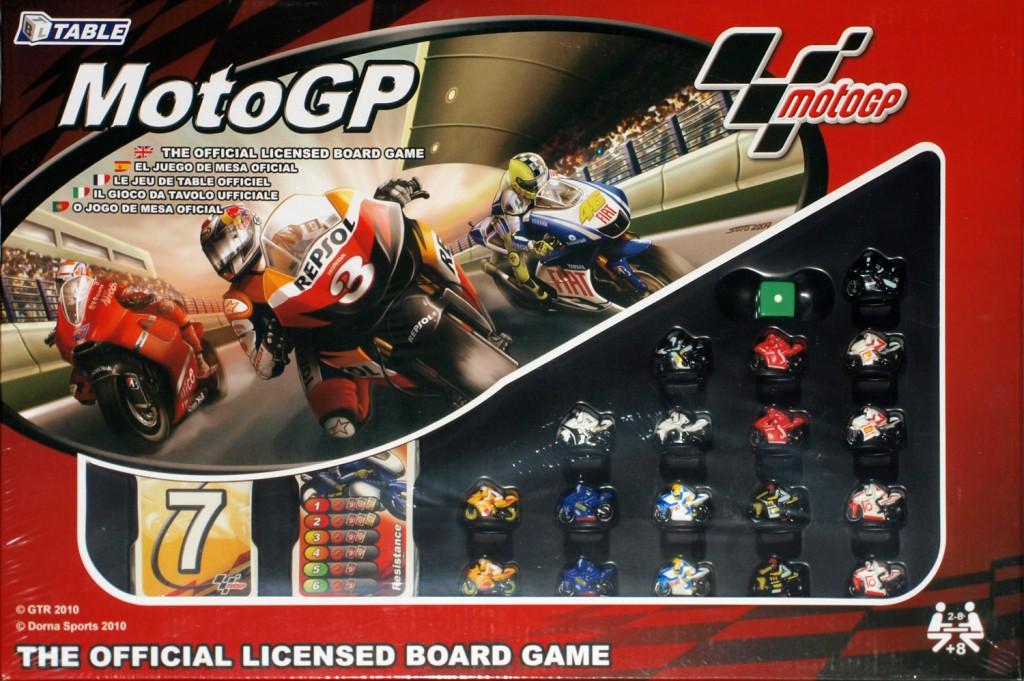 moto gp juego de mesa