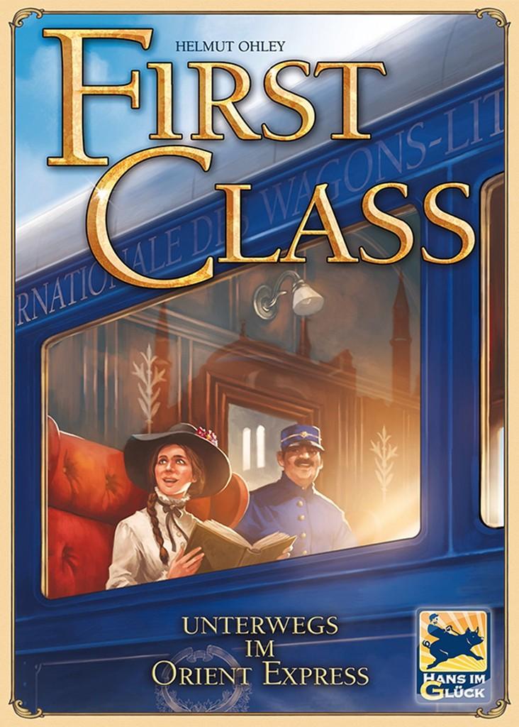 Primera Clase Un Viaje En El Orient Express Juego De Mesa