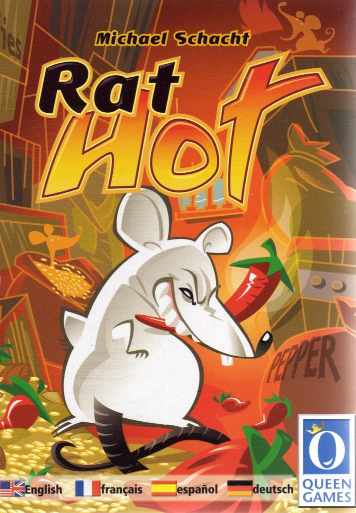 Rat Hot Juego De Mesa Ludonauta Es