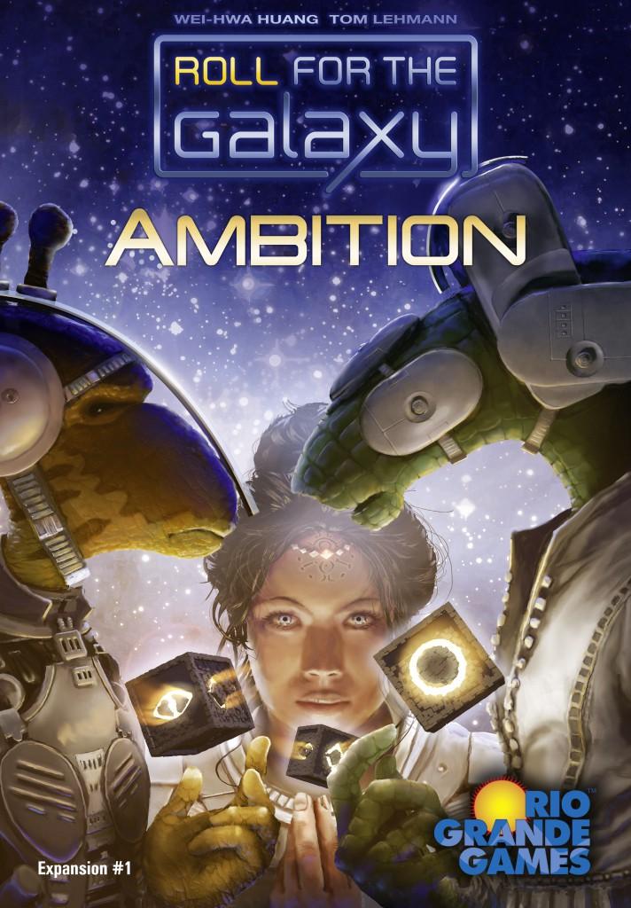 Roll For The Galaxy Ambition Juego De Mesa Ludonauta Es