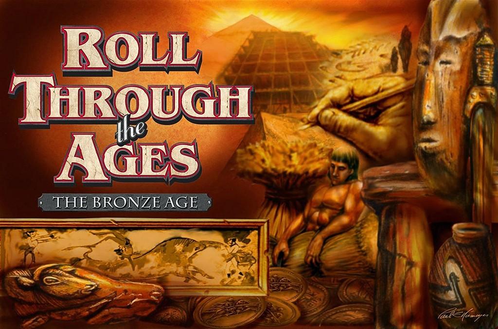 Roll Through The Ages La Edad De Bronce Juego De Mesa Ludonauta Es
