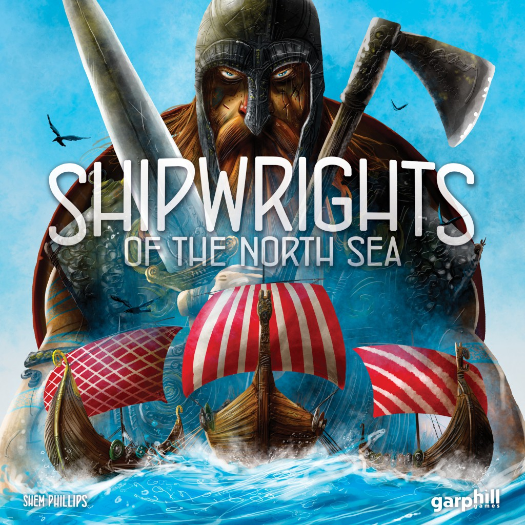 Imagen de juego de mesa: «Shipwrights of the North Sea»