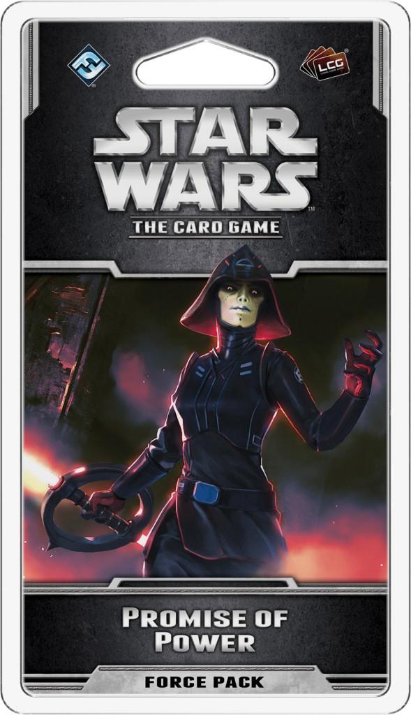 Star Wars Lcg Promesa De Poder Juego De Mesa Ludonauta Es