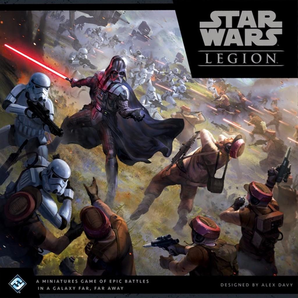 Star Wars Legion Juego De Mesa Ludonauta Es
