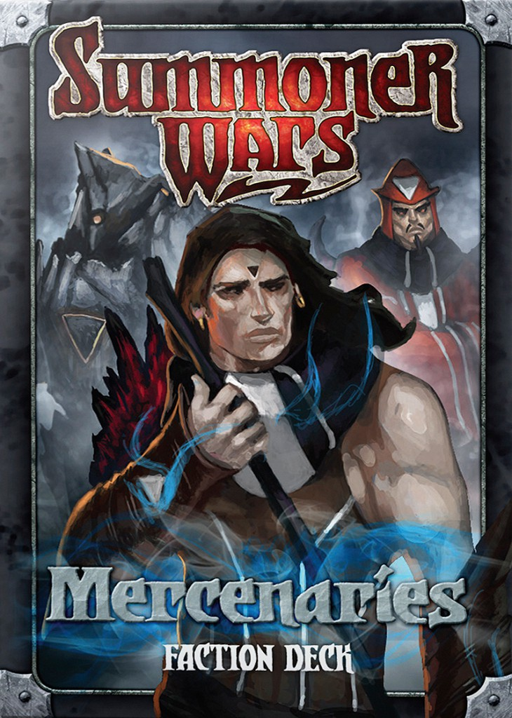 Imagen de juego de mesa: «Summoner Wars: Mercenaries Faction Deck»