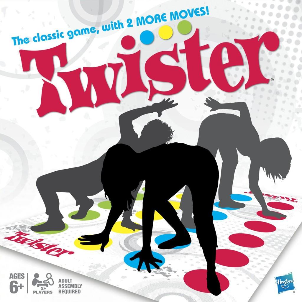 Twister Juego De Mesa Ludonauta Es