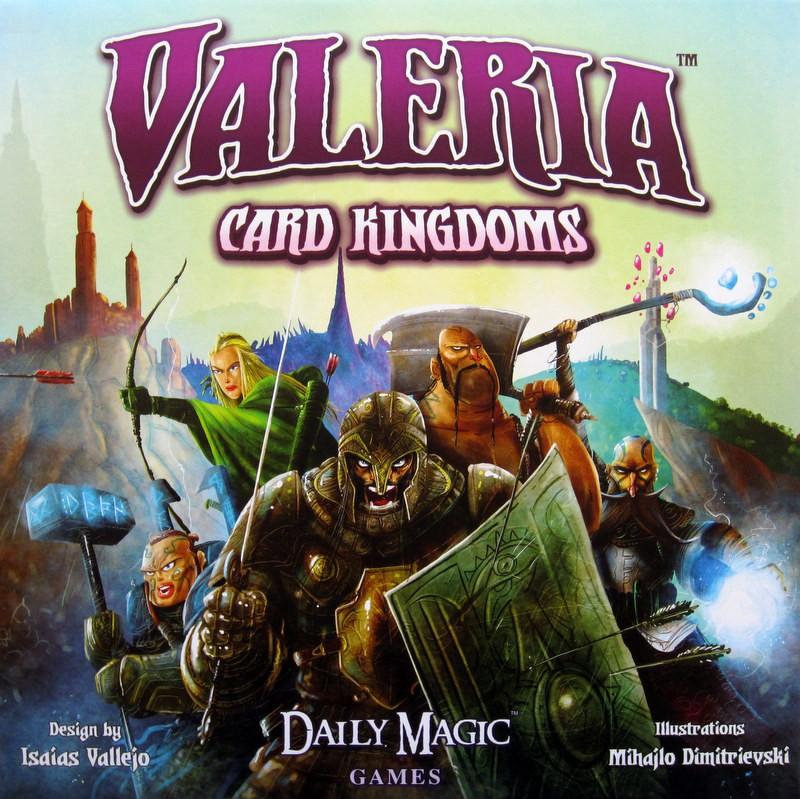Resultado de imagen de valeria: un reino de cartas