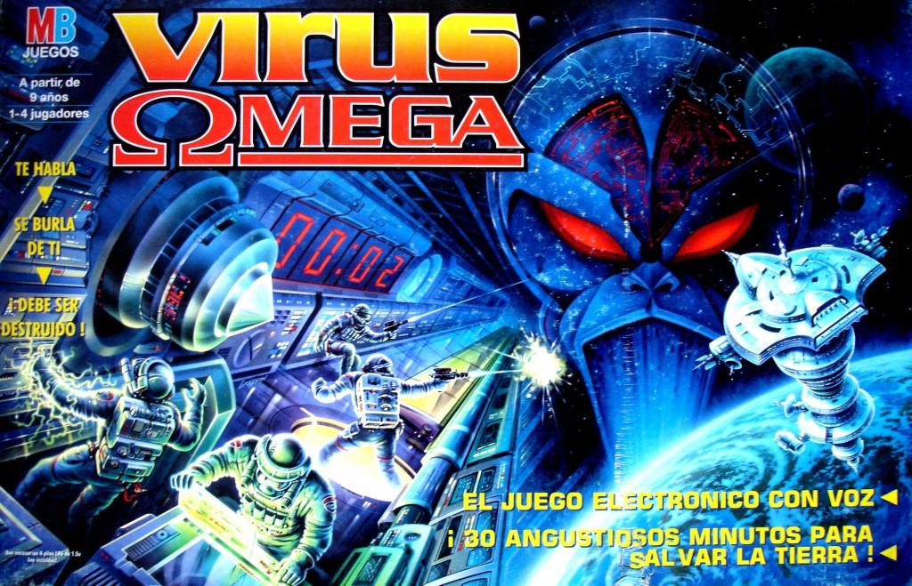 Milton bradley editorial - Juego mesa virus ...