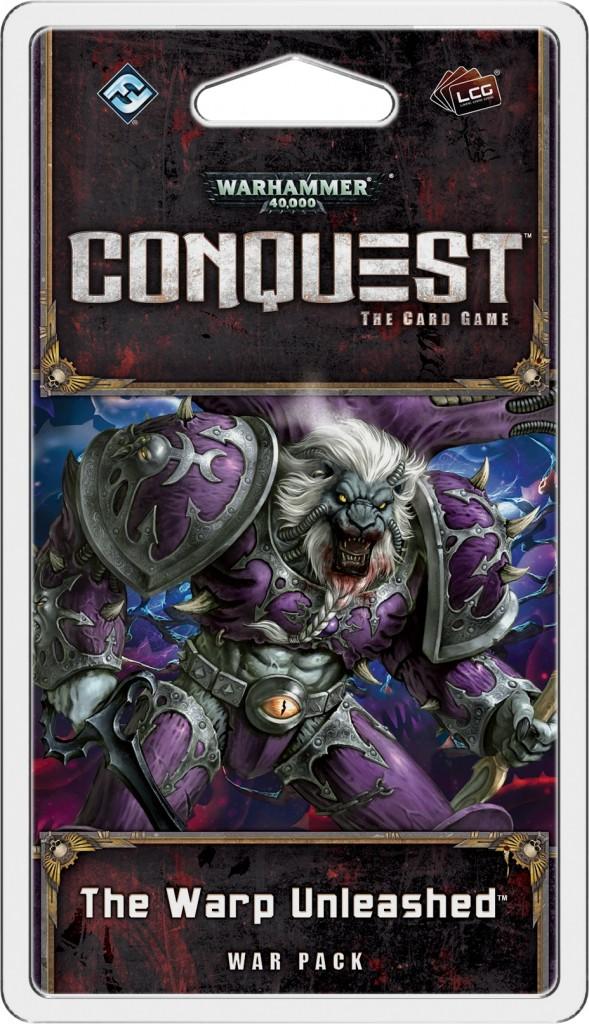 Warhammer 40 000 Conquest La Disformidad Desatada Juego De Mesa