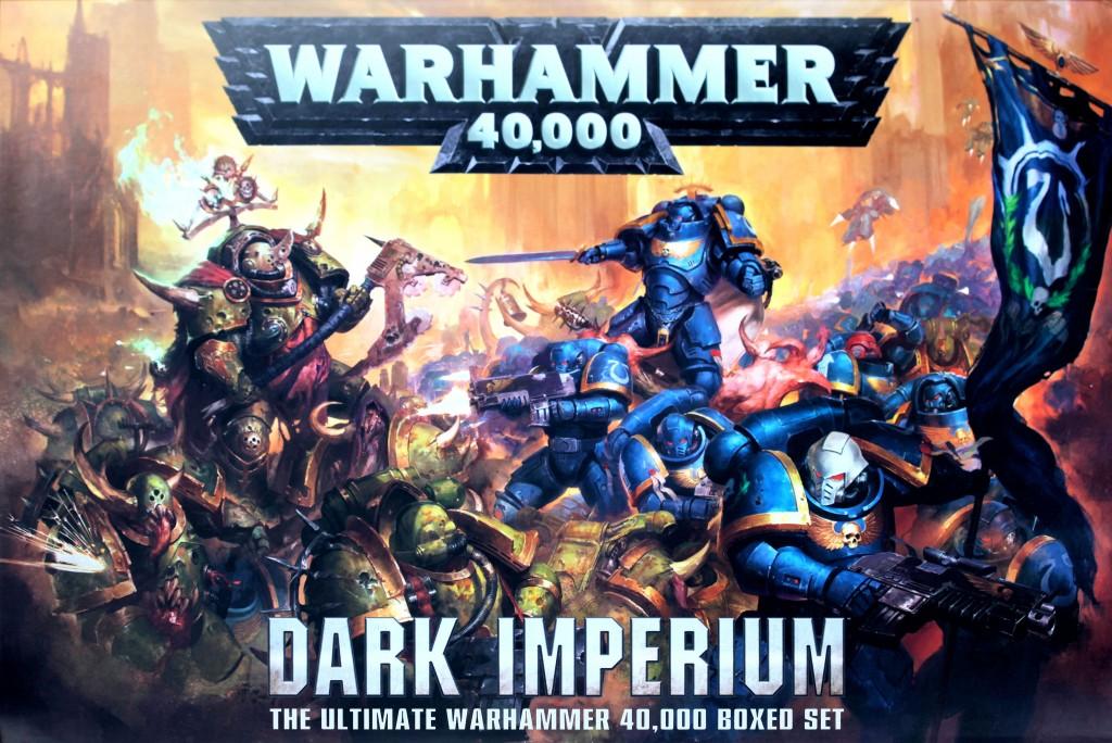 Warhammer 40 000 Dark Imperium Juego De Mesa Ludonauta Es