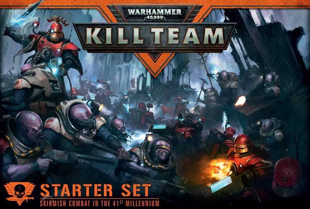 Warhammer 40 000 Kill Team Juego De Mesa Ludonauta Es