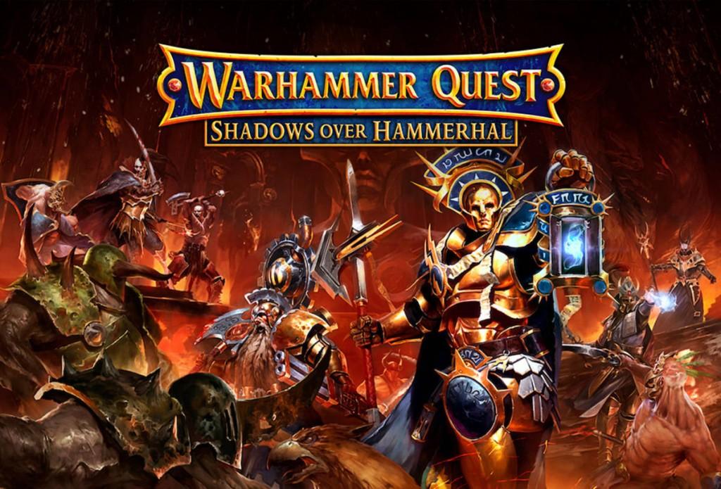 Warhammer Quest Shadows Over Hammerhal Juego De Mesa Ludonauta Es