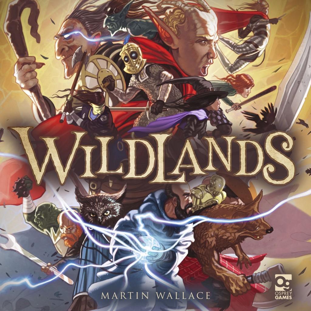Resultado de imagen de Wildlands juego de mesa